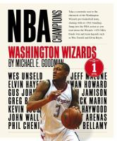 Cover image for Washington Wizards