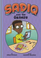 Cover image for Sadiq and the gamers