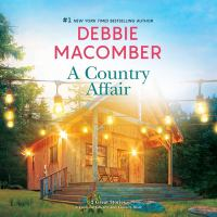 Cover image for A country affair : a little bit country and country bride