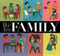 Cover image for We are family