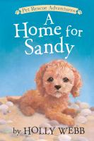 Cover image for A home for Sandy