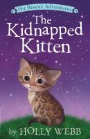 Cover image for The kidnapped kitten
