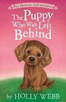Cover image for The puppy who was left behind