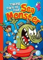 Cover image for Taking care of your sea monster