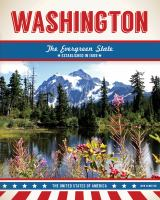 Cover image for Washington : the evergreen state