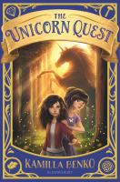 Cover image for The unicorn quest
