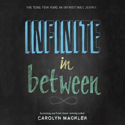 Cover image for Infinite in between