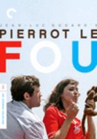 Cover image for Pierrot le fou