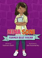 Cover image for Nina Soni, former best friend