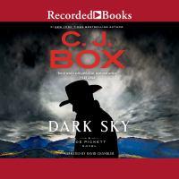 Cover image for Dark sky : a Joe Pickett novel