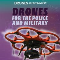 Cover image for Drones for the police and military