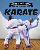 Cover image for Karate