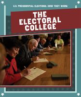 Cover image for The electoral college