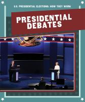 Cover image for Presidential debates