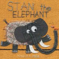 Cover image for Stan the elephant