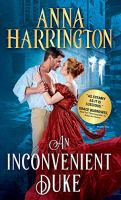 Cover image for An inconvenient duke