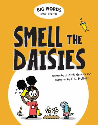 Cover image for Smell the daisies