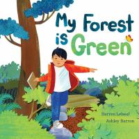 Cover image for My forest is green