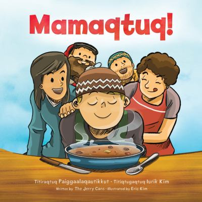 Cover image for Mamaqtuq!