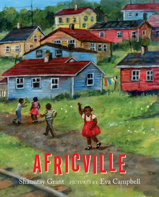 Cover image for Africville