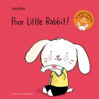Cover image for Poor little rabbit