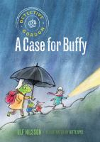 Cover image for A case for Buffy