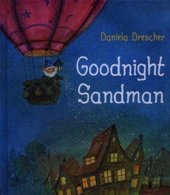 Cover image for Goodnight Sandman