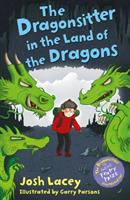 Cover image for The dragonsitter in the land of the dragons