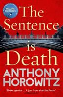 Cover image for The sentence is death : a novel