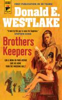 Cover image for Brothers keepers
