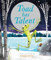 Cover image for Toad has talent