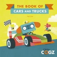 Cover image for The book of cars and trucks