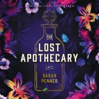 Cover image for The lost apothecary