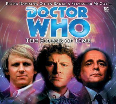 Cover image for Doctor Who. The sirens of time
