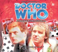 Cover image for Doctor Who. Phantasmagoria