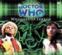 Cover image for Doctor Who. Whispers of terror