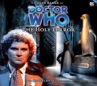 Cover image for Doctor Who. The holy terror.