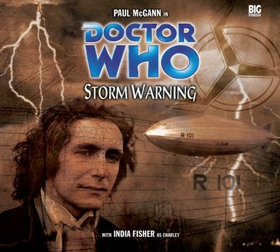 Cover image for Doctor Who. Storm warning