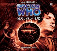 Cover image for Doctor Who. Seasons of fear.