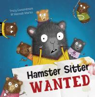 Cover image for Hamster sitter wanted