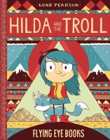Cover image for Hilda and the troll
