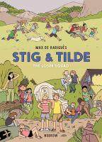 Cover image for Stig & Tilde. 3, The loser squad