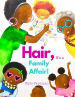Cover image for Hair, it's a family affair!
