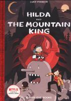 Cover image for Hilda and the mountain king
