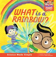 Cover image for What is a rainbow?