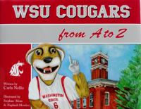 Cover image for WSU Cougars from A to Z