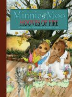 Cover image for Minnie & Moo, hooves of fire