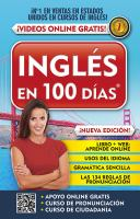 Cover image for Inglés en 100 días.