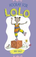 Cover image for Hooray for Lolo