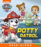 Cover image for Paw Patrol. Potty patrol